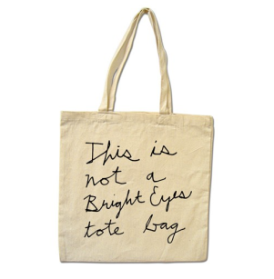 Bright Eyes 2011 tote